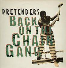 The Gym Playlist:            Back on the Chain Gang