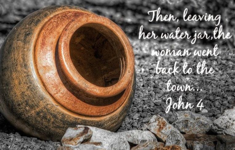 Leave the waterjar
