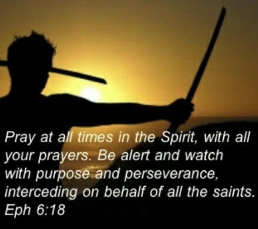 Burden to intercede